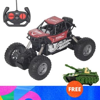 Coche eléctrico rc cohes, coche a control remoto de 21 cm, juguetes para niños, regalo de Navidad, coche con radio control