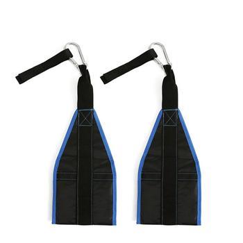 Fitness AB Sling Straps Ab Straps Sports Equipment cb5feb1b7314637725a2e7: Blue/Black|Orange/Black|Reddish black