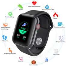D20 Smart watches Waterproof Sports Fitness Bracelet Sleep Tracker Heart Rate Monitor Blood Pressure Bluetooth Smart Band Men
