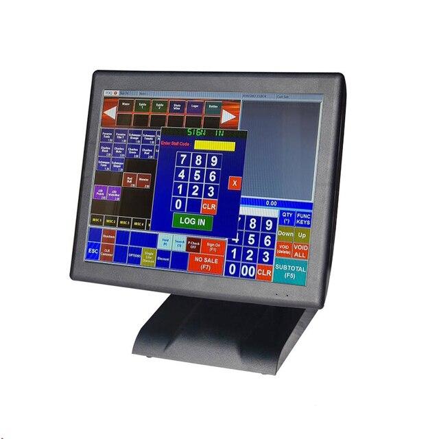 Système de caisse enregistreuse tout-en-un avec écran tactile 2