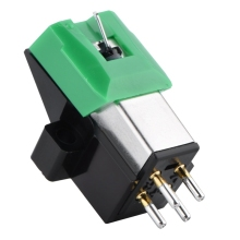 Граммофон антистатический углеродное волокно проигрыватель записей Stylus 13 мм Шаг записи картридж виниловая головка с измерительным наконечником для AT95E виниловая запись P