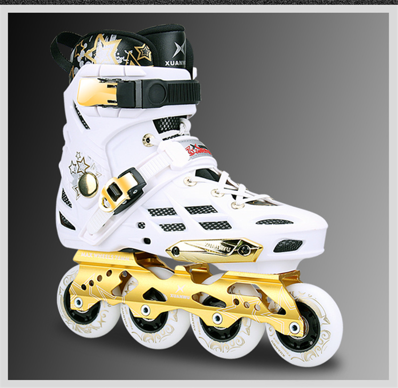Cheap inline skating shoes