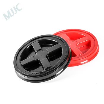 MJJC marka z 20L uszczelka pokrywy wiadro dla details (5 galonów) pianka śnieżna samochodów opieki i konserwacji z wysokiej jakości tanie i dobre opinie 10-20L Z tworzywa sztucznego