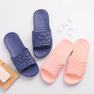 Flip-Flops Slipper Flat-Shoes Bath Comfortable Zapatillas-De-Hombre Female Summer Women Indoor