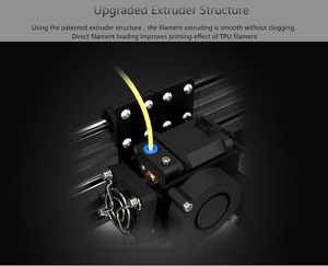 Image 5 - Anet A8 Plus ulepszony pulpit drukarki 3D i3 zestawy DIY samodzielnego montażu rozmiar wydruku 300*300*350mm Panel sterowania LCD
