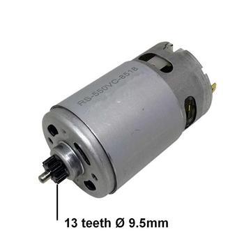 13 Teeth Motor 18V Replace For BOSCH GSR 18-2-LI GSB 18-2-LI GSR18-2-LI GSB18-2-L1 PSB 1800 LI-2 PSB1800 LI-2 Screw Driver