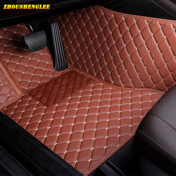 Custom car floor mats for Ford all model focus explorer mondeo fiesta ecosport Everest s-max c-max Mustang edge Tourneo kuga image