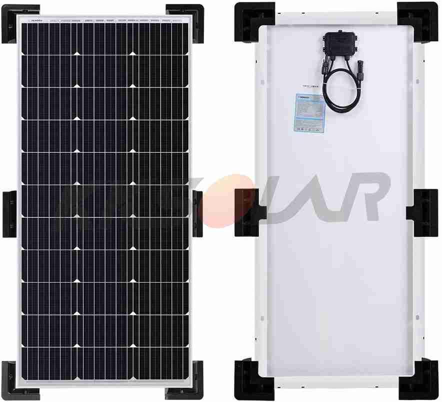 Acessórios e peças de energia solar
