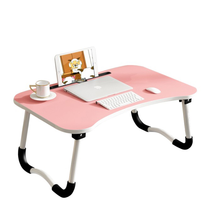 Bed Small Table Foldable Notebook Computer Lazy Desk Student Dormitory Learning Desk Dormitory Artifacts