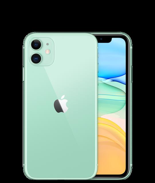 Original New Apple iPhone 11 Dual 12MP Camera A13 Chip 6.1″ Liquid Retina Display IOS Smartphone LTE 4G Slow Selfie MI WIFI 6
