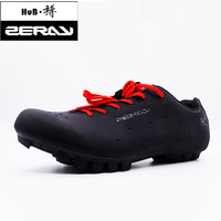 ZERAY E103 MTB Cycling Shoes Men's Bicycle sneakers Mountain Bike Shoes Classic black Riding Accessories Sapatilha cicllsmo mtb