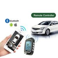 Peças do carro сигнализация для авто Sistema Keyless da entrada Do Carro Automático de Abertura do Tronco Remoto Start kit Fecho Central de sinalização