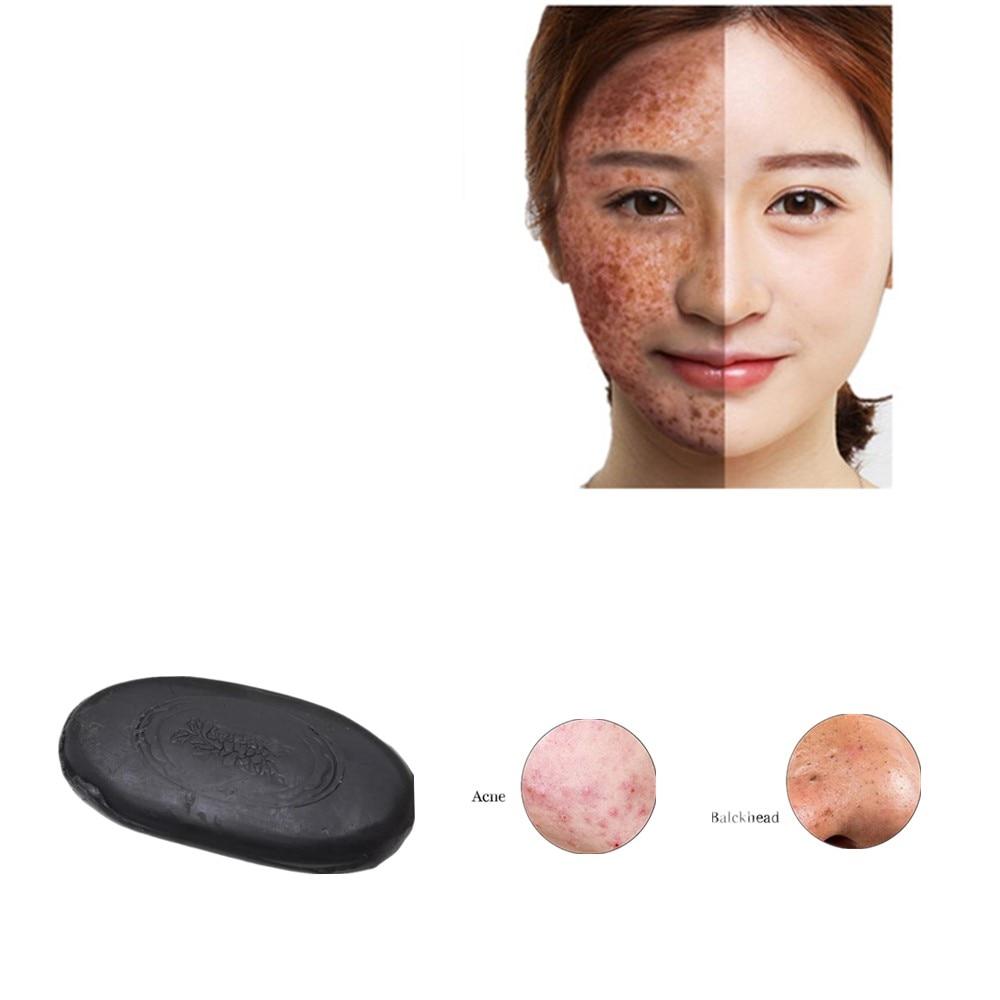 45g Moisturizing Skin Honey Soap Anti Blackhead Face Hand Body Healthy Care Active Energy Bamboo Charcoal Bactericidal Soap