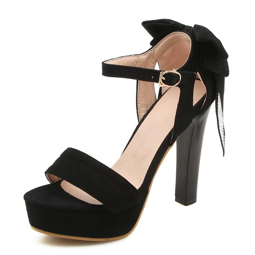 Gladiator Sandals Women High Heels