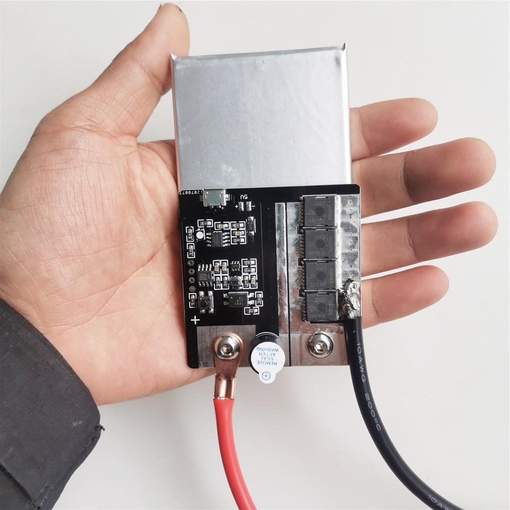 DIY Portable 4.2VBattery Storage Spot Welding Machine PCB Circuit Board Welding Equipment Spot Welders Pen For 18650/26650/32650
