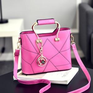 Image 3 - SDRUIAO askılı çanta kadınlar için 2020 bayanlar PU deri çantalar lüks kaliteli kadın omuz çantaları ünlü kadın tasarımcı çanta