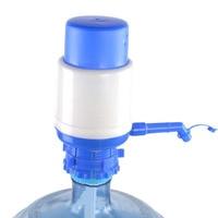 5 Gallon Bottled Drinking Water Hand Press Removable Tube Innovative Manual Pump Dispenser Tool      -