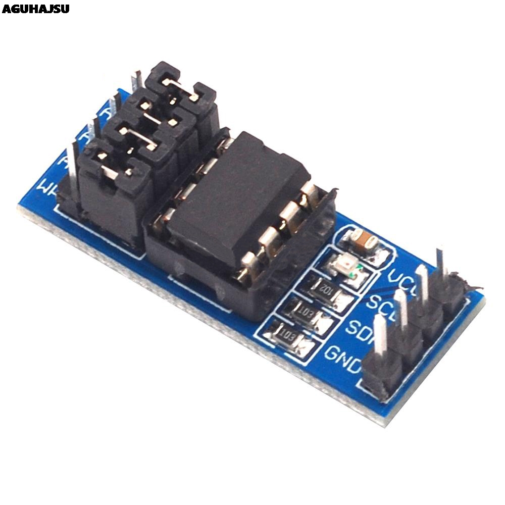 new-at24c256-24c256-i2c-interface-eeprom-memory-module-for-font-b-arduino-b-font