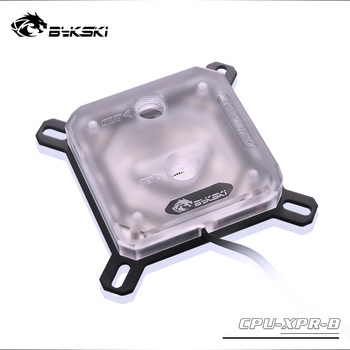 Bykski CPU Water Cooling Radiator Block use for INTEL LGA1150 1151 1155 1156 LGA2011 X99 Cooled Radiator Transparent Acrylic bykski cpu water cooling radiator block use for amd am3 am4 cooled radiator transparent acrylic 0 5mm microaqueduct cpu xph bam