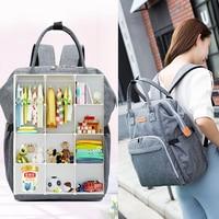 Mommy nappy backpack wet bag large Capacity Baby Travel Backpack Designer Nursing Bag stroller diaper bag organizer handbag