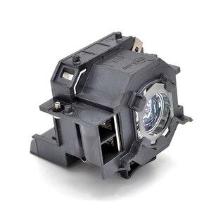 Image 5 - Haute qualité pour ELPLP42 nouveau Module de lampe de projecteur de remplacement pour EPSO N EMP 400W EB 410W EB 140 W EMP 83H PowerLite 822 H330B