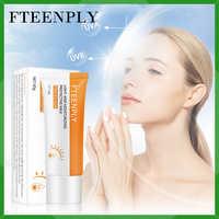 FTEENPLY Facial Body Sunscreen Cream Sun Screen Whitening Anti-Aging Oil-control Moisturizing Protetor Solar Sun Cream SPF 90+