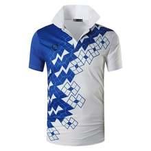 Футболка jeansian lsl224 Мужская Спортивная рубашка поло Поло