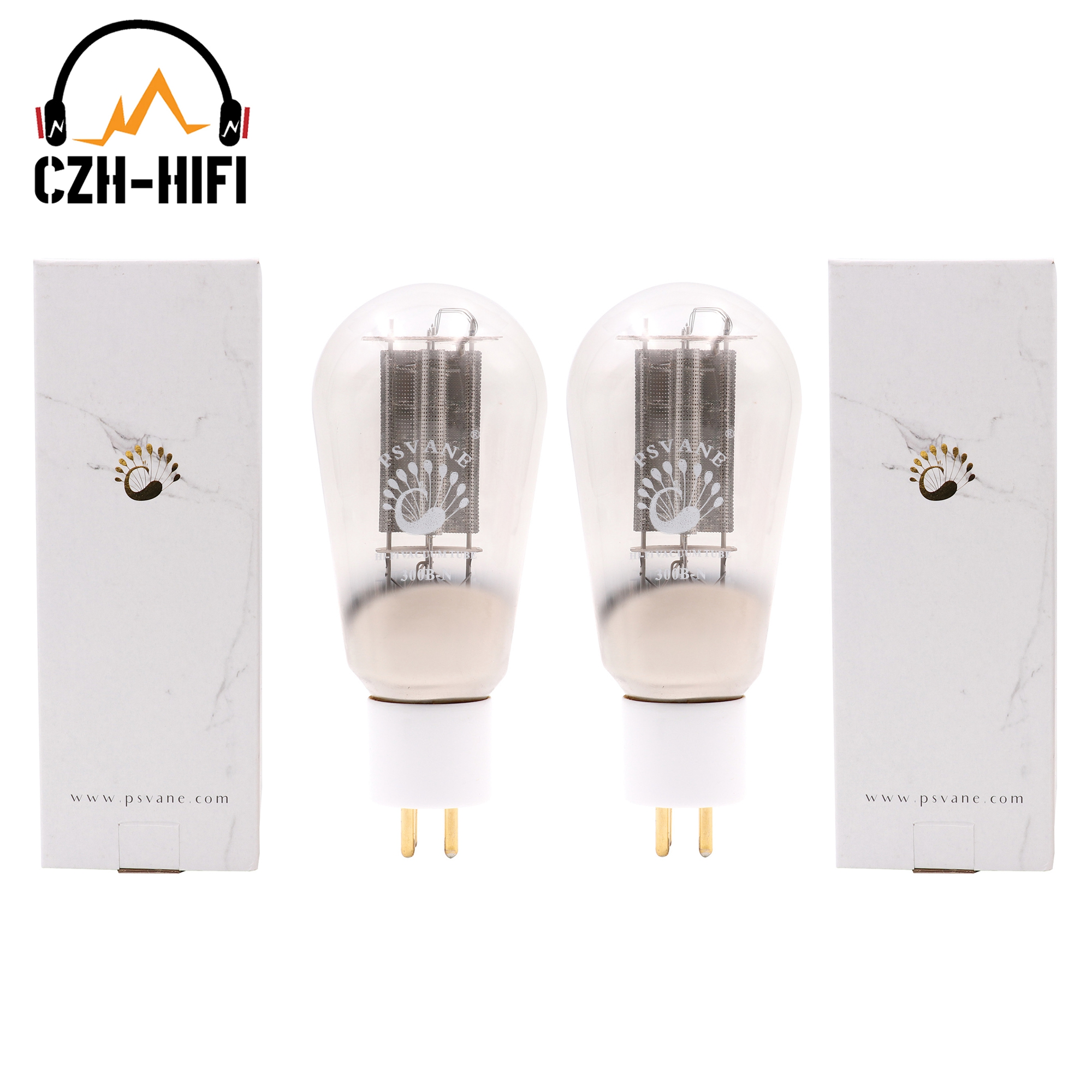 Оригинальный абсолютно новый Psvane HiFi 300B/n вакуумная трубка 300B электронный клапан Замена другого бренда 300B винтажный аудио усилитель DIY