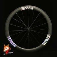 Laser 700c Specail Road Bike Carbon Wheels Decal 24/30/38/50/55/60/80/88mm Enverim Brake Disc Brake Available