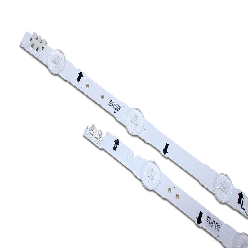 Image 3 - Nuevo 10 unids/set tira de luz LED para Samsung UE40H6500 D4GE 400DCA R2 R1 D4GE 400DCB R2 R1 BN96 30449A 30450A BN96 38889A 38890A 30417A    -