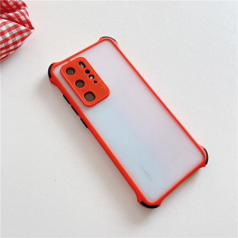 H3e7601f36f8548ec9cbb5a17a4535649Z Capinha celular case Anti queda caso do telefone na para xiaomi poco f2 x2 m2 pro caso redmi 9 9a 9c 8 8a nota 7 8 9 à prova de choque transparente capa de silicone