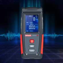 цены Electric Field Magnetic Field Dosimeter Detector Digital LCD Household Electromagnetic Wave Radiation Detector Meter EMF Tester