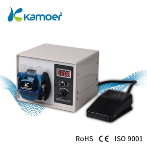 Image 3 - Kamoer High Flow 24V DC DIP Intelligent Power Off Memory Peristaltic Pump With Silicone Tube For Liquid Dispenser Food Industry