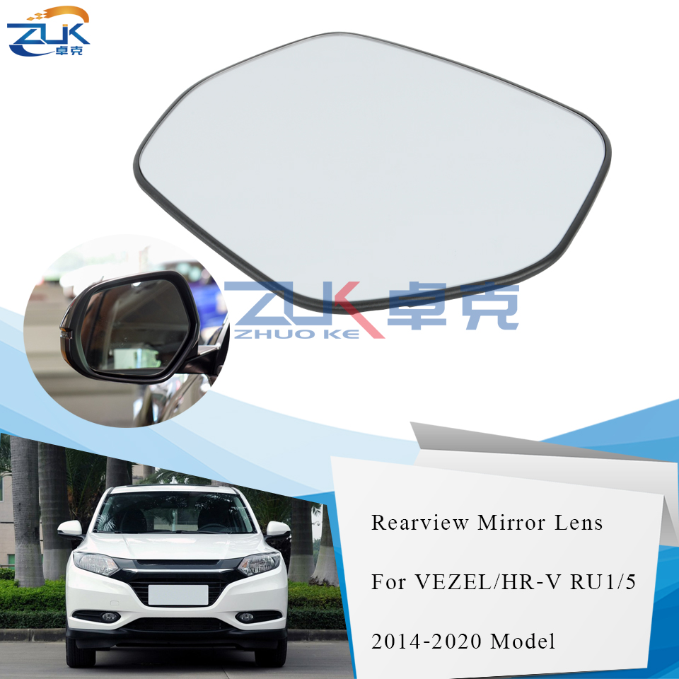 Honda CRV Wing Mirror With Base Heated LEFT HAND 2013 to 2018