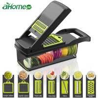 Mandoline frutas vegetais ferramenta ralador cortador de triturador carne alho chopper cenoura batata slicer salada fabricante cozinha gadgets