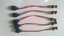 ¡Envío Gratis! Conectores de boquilla de inyector diesel, common rail, PIEZO, 5 uds.