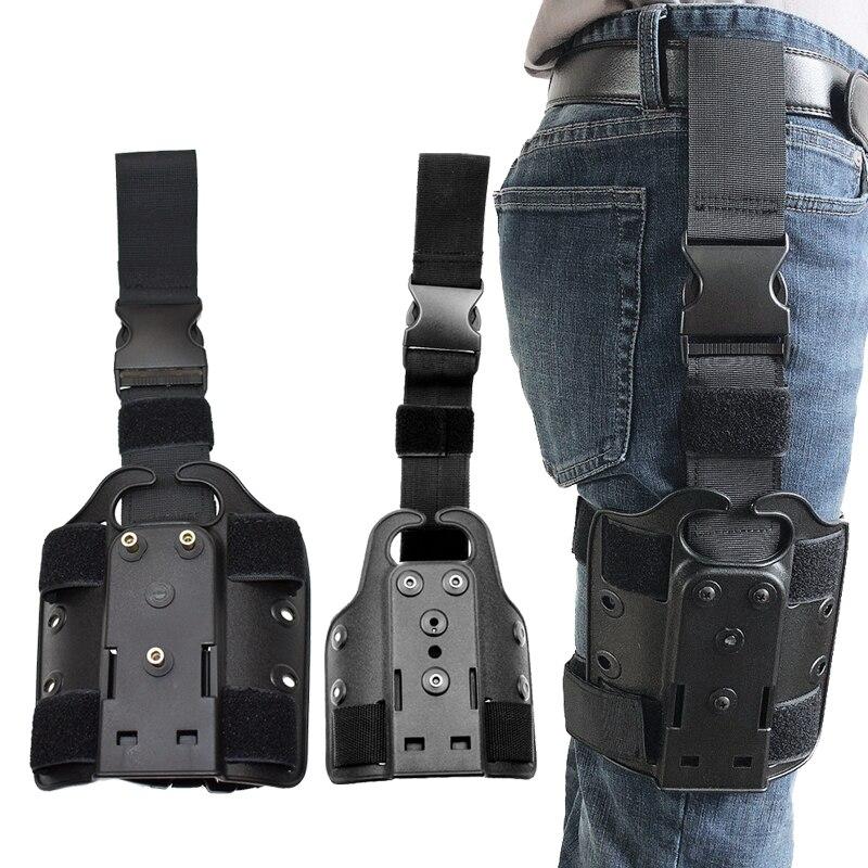 Тактическая платформа Safa Drop Leg для Glock 17 19 Colt 1911 P226 USP, кобура для пистолета на бедро, адаптер для весла, аксессуары для охотничьего ружья