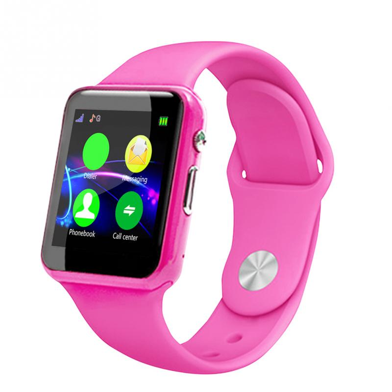 Retail <font><b>U10</b></font> Anti-Lost <font><b>Smartwatch</b></font> Children Kids Smart Wristwatch Activity Tracking Watch(pink) image