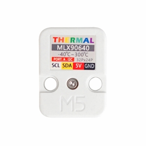 Image 3 - M5Stack Official Thermal Camera MLX90640 with I2C Compatible ESP32 Development Board Thermal Imaging Camera Infrared Module