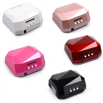 36W UV Led Nail Lamp Automatic Sensor 16 Lights No Spiral Light UV LED Dryer All Gel Polish Machine Nail Art Tools 1