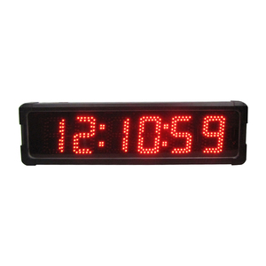 """Image 5 - Horloge de course numérique étanche 5 """""""