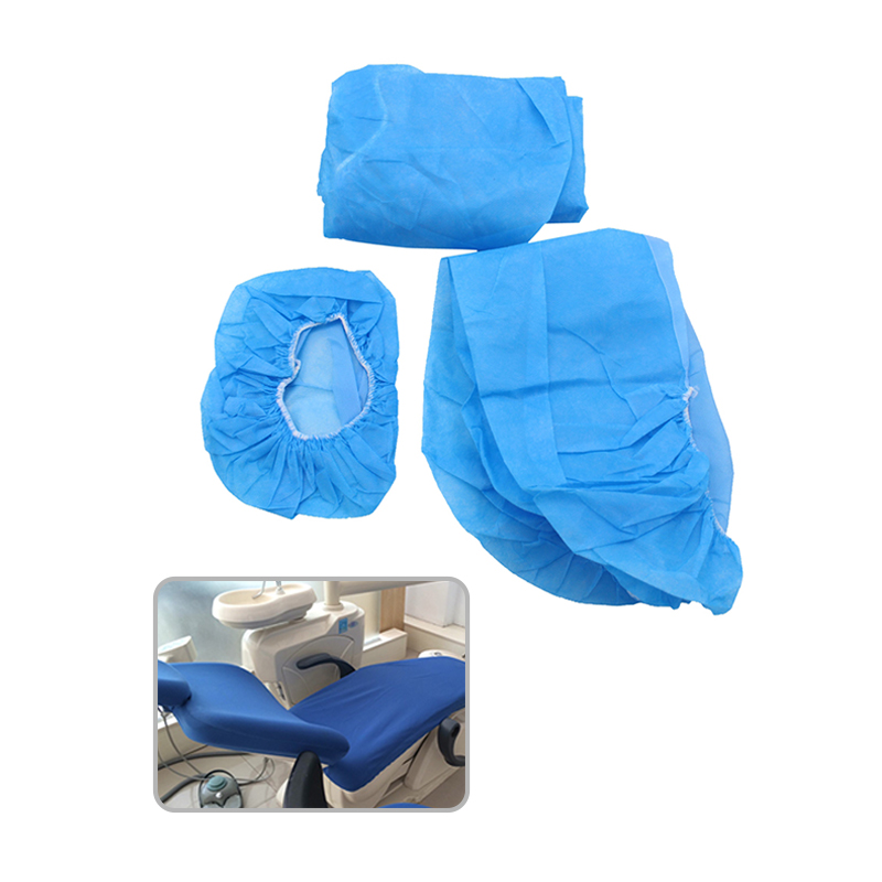 3 Set Universal Dental Disposable Chair Seat Cover Chair Cover Elastic Protective Case Protector Dentista Lab  3pcs/set