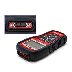 Image 4 - KONNWEI KW808 OBD2 רכב תקלת קוד Reader סורק רכב כלי אבחון OBDII קוד קורא