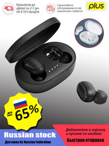 Noise Cancelling Earphones Earbuds Bluetooth-Headsets A6s Tws Xiaomi Redmi Wireless PJD