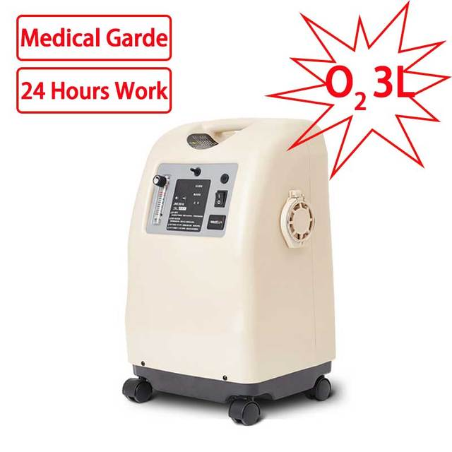 china Household /medical oxygen generator airsep continuous flow portable 5L oxygen concentrator