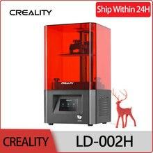 CREALITY 3D Drucker Gehäuse LD-002H Photon Drucker Hohe Präzision LCD Licht Härtende 360-grad Visuelle Druck 3d Drucker Harz