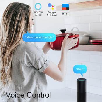BlitzWolf BW-SS1 Smart Home APP Control Temporizador Módulo Enchufe 3300W 15A Básico WIFI Interruptor Inalámbrico Funciona Con Google Casa IFTTT