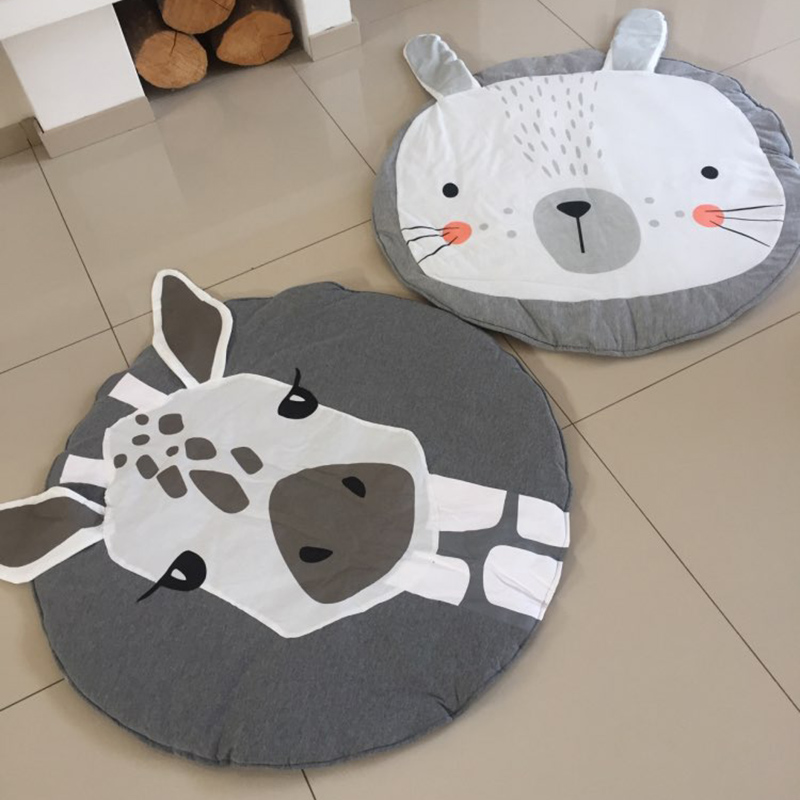 baby round mat