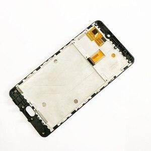 Image 3 - Pantalla LCD Original probada para Elephone P8 2017, montaje de digitalizador con pantalla táctil, Marco para Elephone P8 (2017) y herramientas