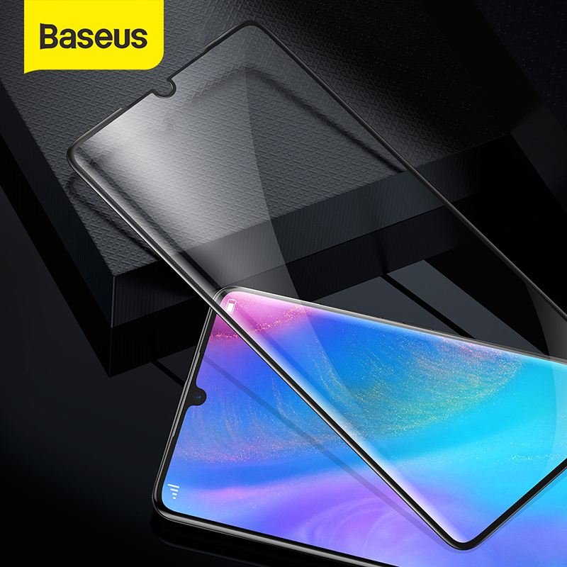 Baseus 2pcs 0.15mm Soft Screen Protector For Huawei P20 P30 Pro Hydrogel Protective Glass For Huawei Mate 30 Pro Front Film